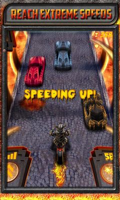 Bike Race Run in Racing Temple screenshot 2
