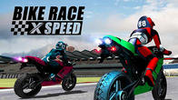 Bike race X speed: Moto racing