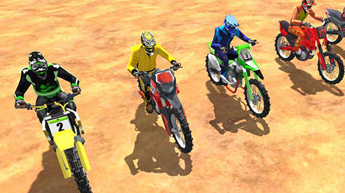 Bike racer 2018 screenshot 1