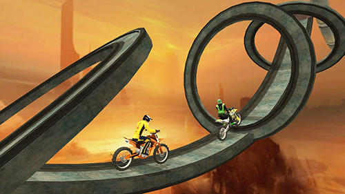 Bike racer 2018 screenshot 3