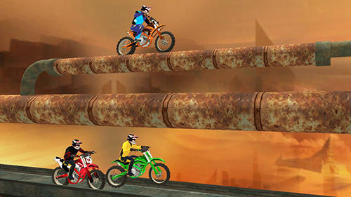 Bike racer 2018 screenshot 5