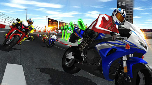 Bike racing 2018: Extreme bike race screenshot 1