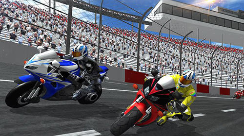 Bike racing 2018: Extreme bike race screenshot 2