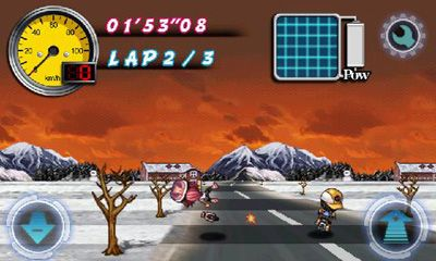 Screenshots von Bike Striker für Android-Tablet, Smartphone.