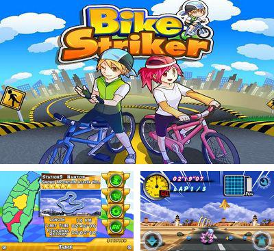 In addition to the game Bridge Baron for Android phones and tablets, you can also download Bike Striker for free.