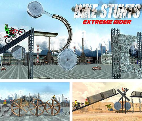 Bike stunts: Extreme rider