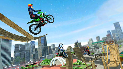 Bike stunts master скриншот 2
