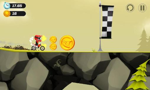 Screenshots von Bike up! für Android-Tablet, Smartphone.