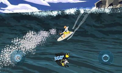 Billabong Surf Trip screenshot 2