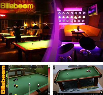 In addition to the game Beer Mat Fighting AR for Android phones and tablets, you can also download BILLABOOM for free.
