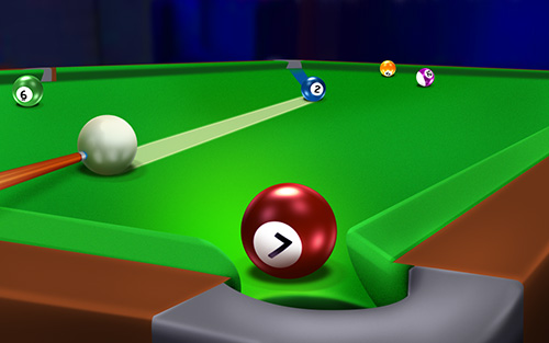 Screenshots von Billiards master 2018 für Android-Tablet, Smartphone.