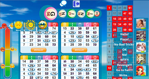 Screenshots von Bingo: World games für Android-Tablet, Smartphone.
