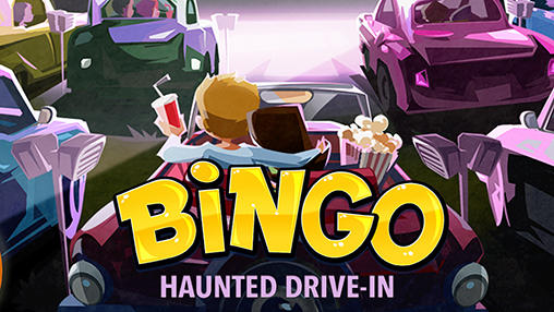 Bingo! Haunted drive-in poster