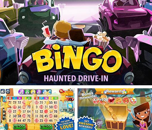 Bingo! Haunted drive-in