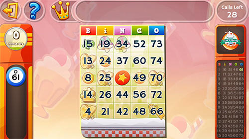 Bingo pop screenshot 1