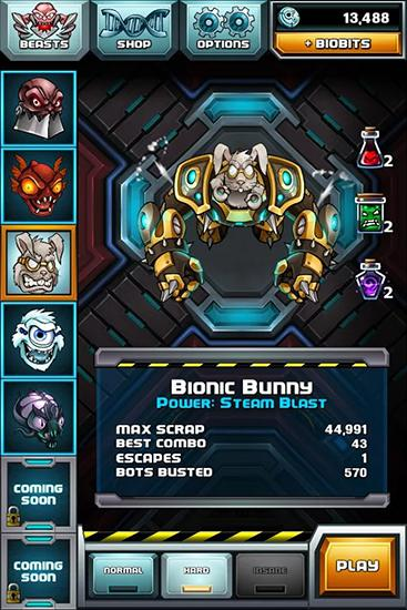 Bio beasts screenshot 3