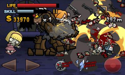 Jogue Biofrenzy: Frag The Zombies para Android. Jogo Biofrenzy: Frag The Zombies para download gratuito.