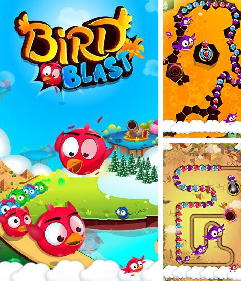 Bird blast: Marble legend