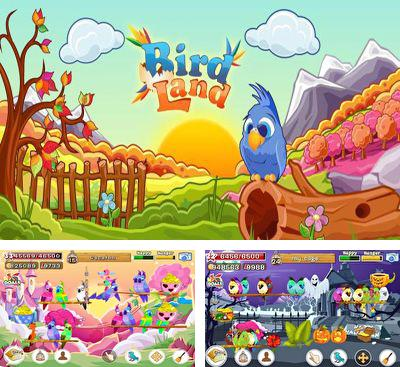 In addition to the game Daring Raccoon HD for Android phones and tablets, you can also download Bird Land for free.