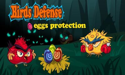 Birds Defense-Eggs Protection