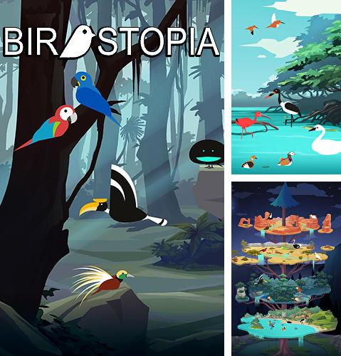 Birdstopia: Idle bird clicker
