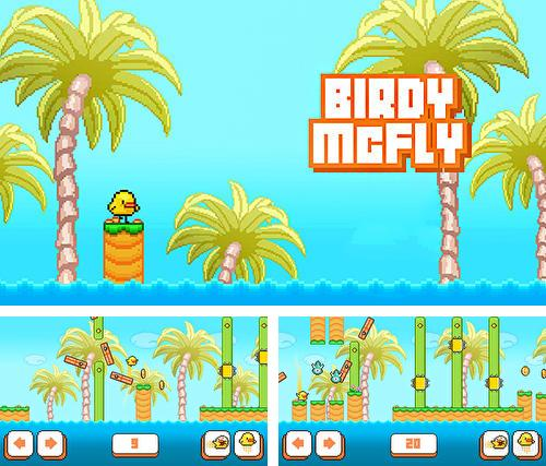 Birdy McFly: Run and fly over it!