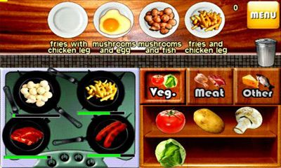 Bistro Cook screenshot 2