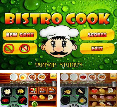 In addition to the game Streetfood Tycoon World Tour for Android phones and tablets, you can also download Bistro Cook for free.
