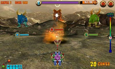 BitsBits Dragon screenshot 1