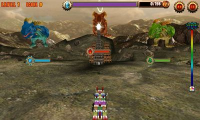 BitsBits Dragon screenshot 2