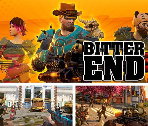 Bitter end: Multiplayer first-person shooter