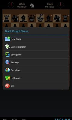 Black Knight Chess