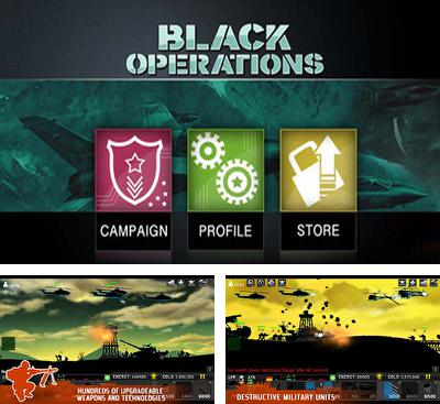 In addition to the game Grain Reapers for Android phones and tablets, you can also download Black Operations for free.