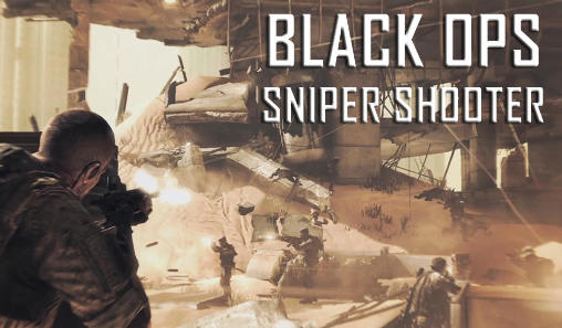 Black ops: Sniper shooter