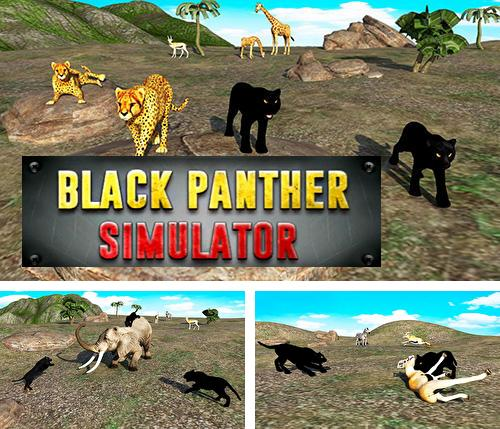 Black panther simulator 2018
