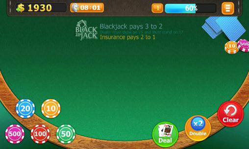 Blackjack 21: Classic poker games
