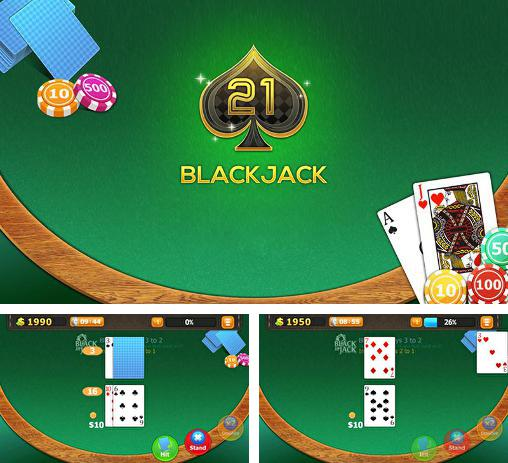 In addition to the game Roulette 3D for Android phones and tablets, you can also download Blackjack 21: Classic poker games for free.