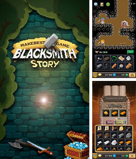 Blacksmith story HD
