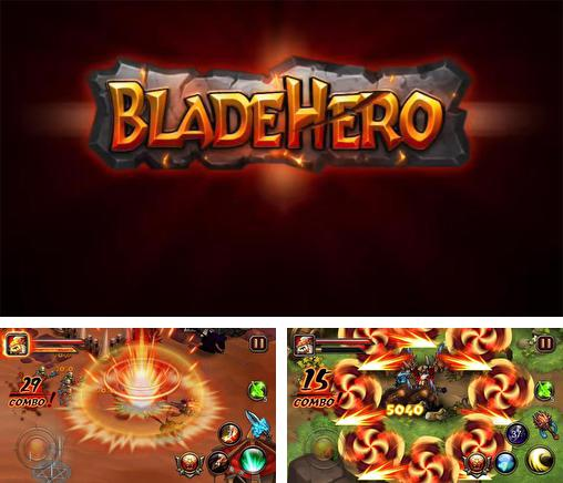 In addition to the game Armor girls: Z battle for Android phones and tablets, you can also download Blade hero for free.