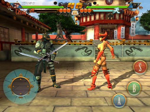 Bladelords: Fighting revolution screenshot 1