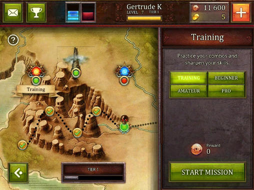 Bladelords: Fighting revolution screenshot 2