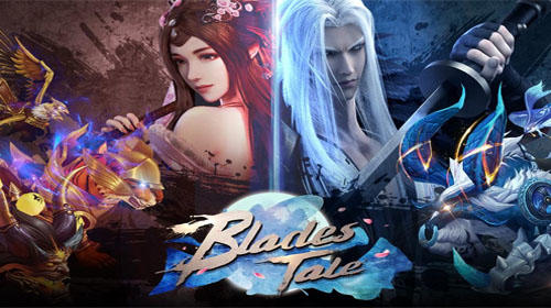 Blades tale poster