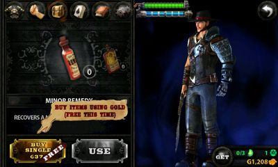 Bladeslinger screenshot 2