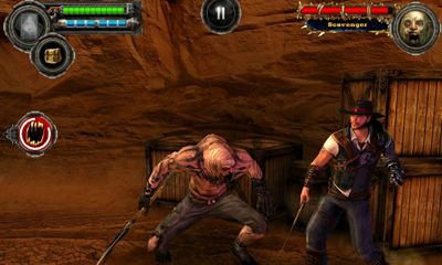 Screenshots do Bladeslinger - Perigoso para tablet e celular Android.