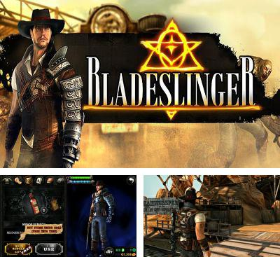 In addition to the game The Conduit HD for Android phones and tablets, you can also download Bladeslinger for free.