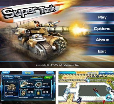 In addition to the game Kick Puncher for Android phones and tablets, you can also download Blast tank 3D for free.