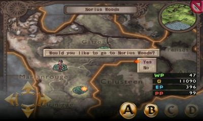 Blazing Souls Accelate screenshot 1