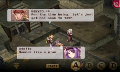 Blazing Souls Accelate screenshot 2