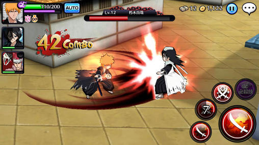 download bleach game for android