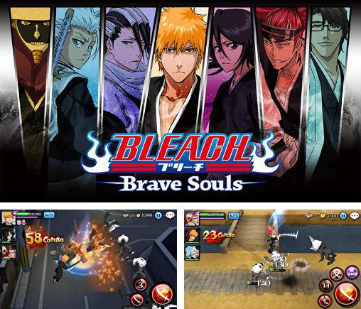 In addition to the game Dragon ball Z: Dokkan battle for Android phones and tablets, you can also download Bleach: Brave souls for free.